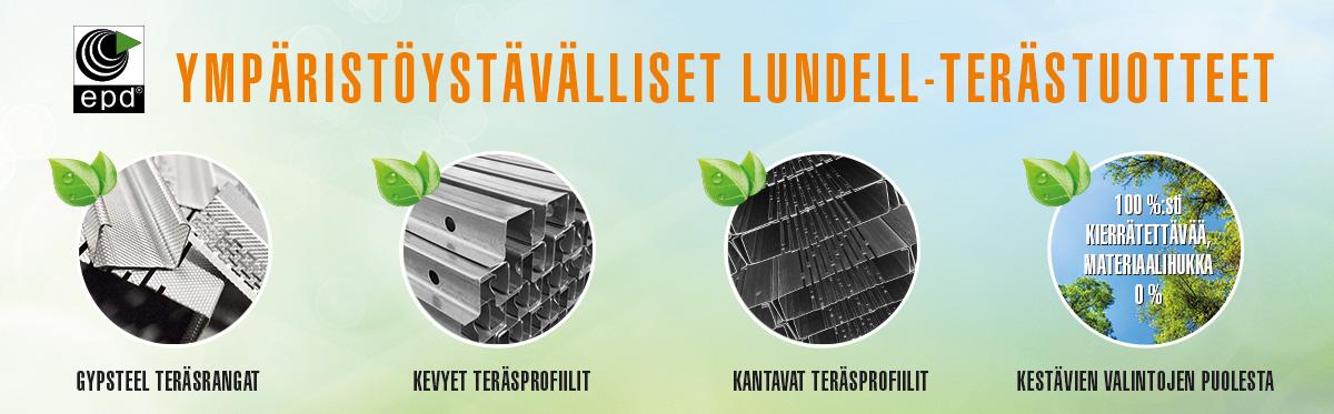 Vastuullisuus, arvot  ja ympäristö Aulis Lundell Oy