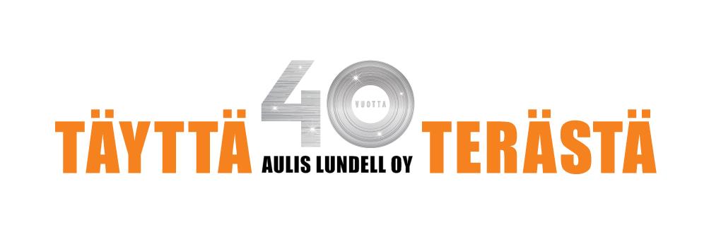 Aulis Lundell Oy 40 vuotta