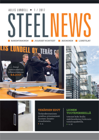 Steelnews 1/2017