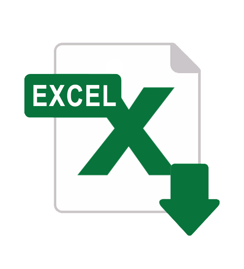you want a floor-based bungling for the steel frames in your delivery, load the excel file