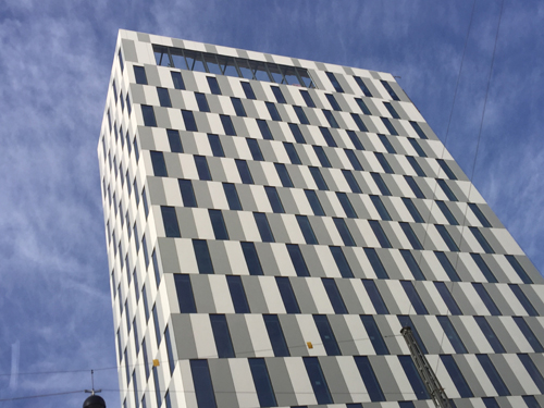 Clarion-hotelli, Helsinki