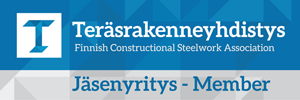 Member of Finnish Constructional Steelwork Association